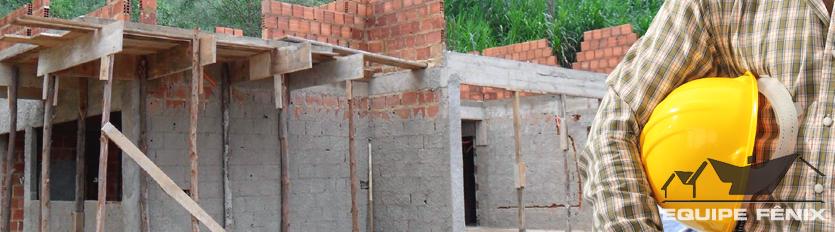 Construção em Petrópolis e Rio de Janeiro
