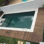 Espaço gourmet e piscina